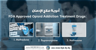 Addiction treatment drugs